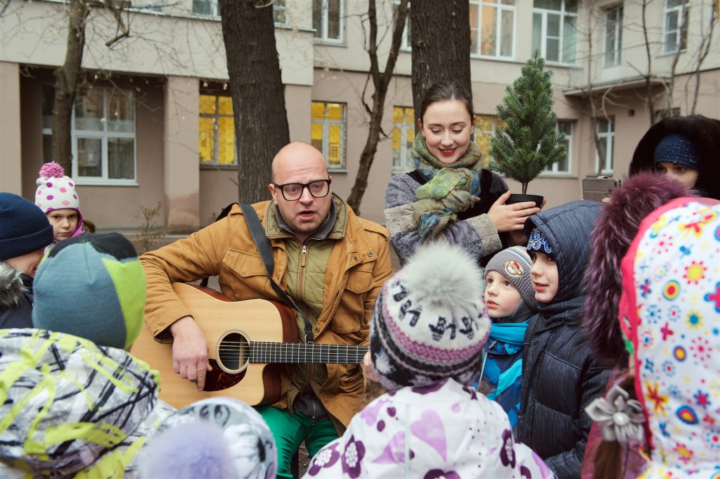 Сказки Москвы от Москультпрога