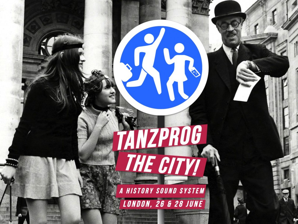 TanzProg a History Sound Machine in the City of London LFA